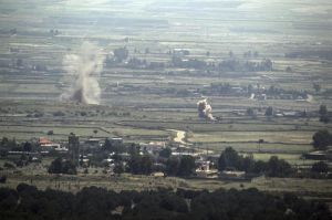 Crisis siria llega a carretera principal