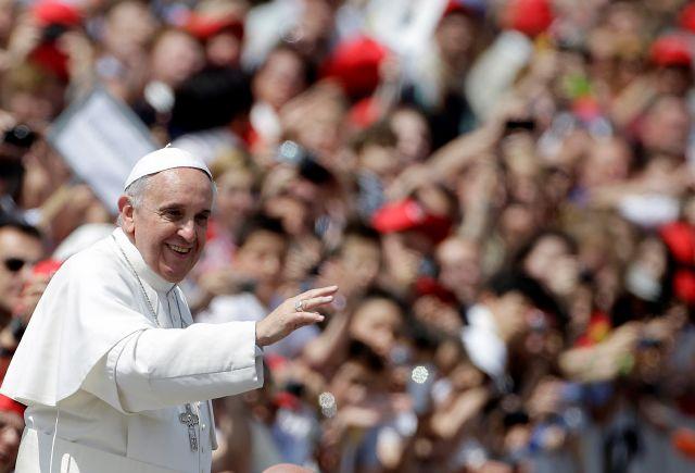 Papa canoniza religiosas mexicana y colombiana