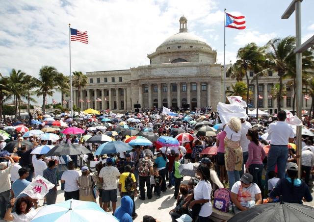 Momento crucial  para  los gays en Puerto Rico
