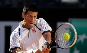 Djokovic, Federer y Del Potro avanzan en Italia