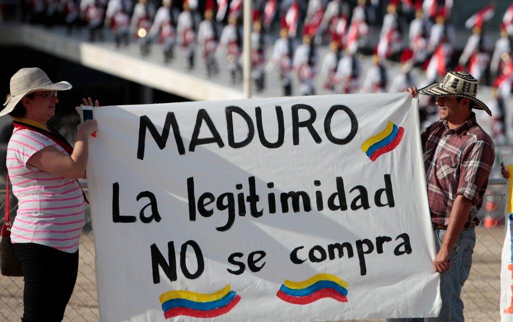 """Auditoría electoral en Venezuela """"en vivo"""" por internet"""