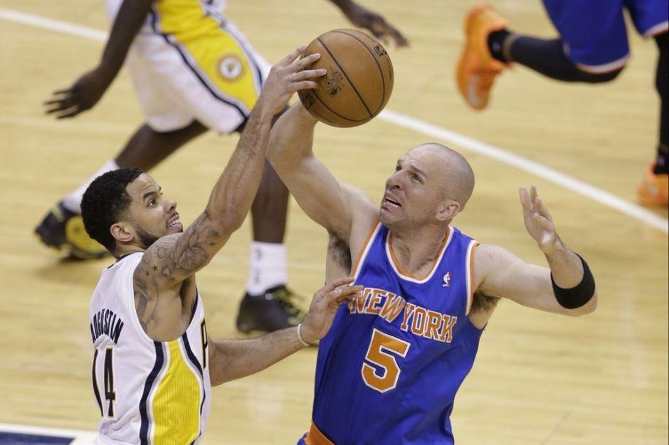 Indiana pone a los Knicks en la lona (Video)