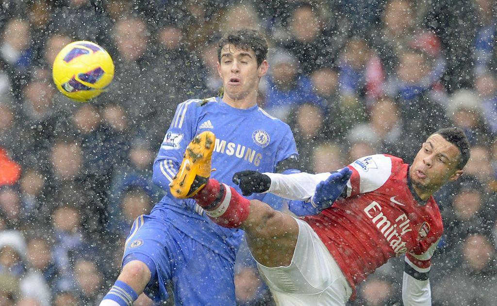 Arsenal y Chelsea podrían jugar repechaje
