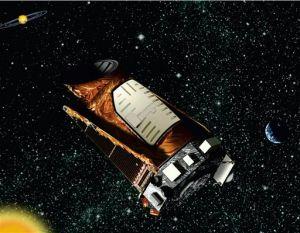 """Telescopio espacial """"Kepler"""" a punto de terminar su vida útil"""