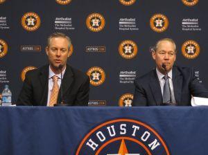 El hijo de Nolan Ryan, nuevo presidente de los Astros
