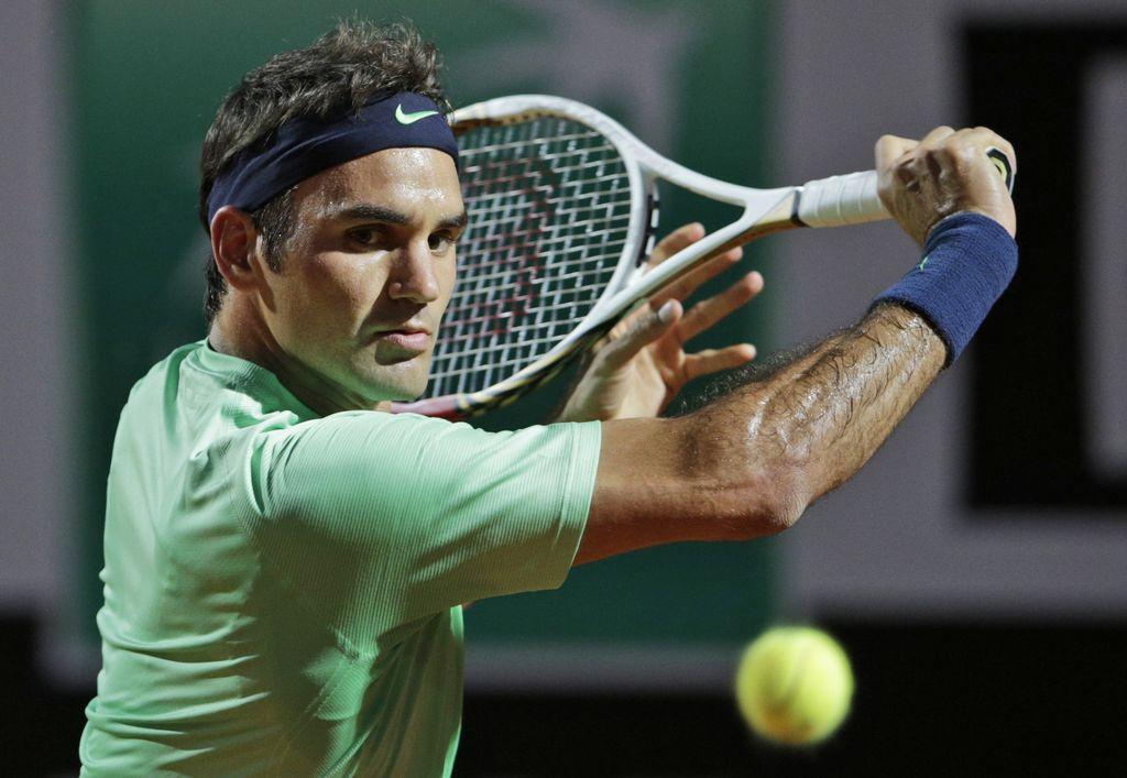 Nadal y Federer disputarán la final en Roma