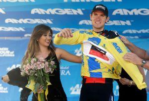 Tejay van Garderen gana Tour de California