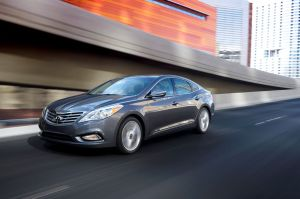Hyundai Azera, a prueba de manejo