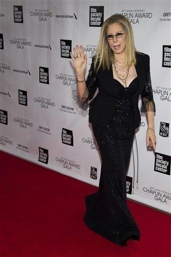 Barbra Streisand recibe doctorado en Israel