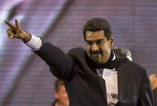 Maduro demuestra unidad ante rumor de golpe militar