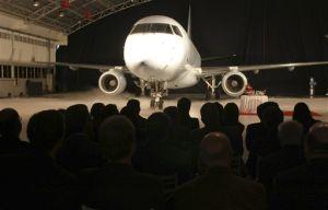 Aeroméxico vuela con aviones brasileños