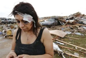 Tornado de Oklahoma fue peor que bomba de Hiroshima