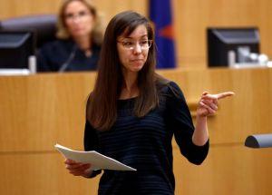 Jodi Arias suplica que no la condenen a la pena de muerte