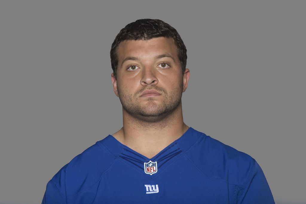 New York Giants pierden a Henry Hynoski por lesión