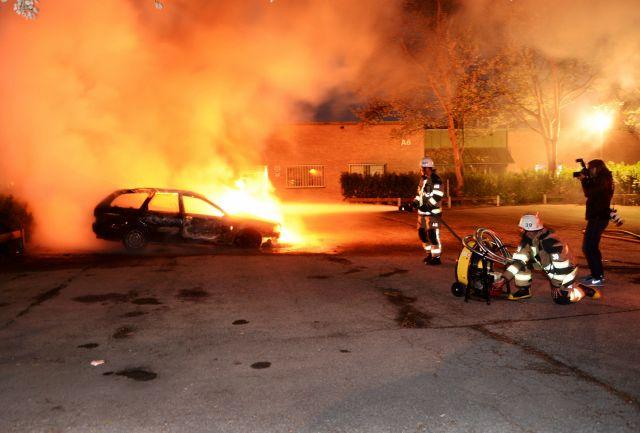 7 disturbios raciales similares a los de Estocolmo