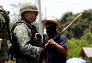 Valiente pueblo de Michoacán