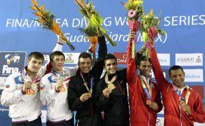 Oro para mexicanos García y Sánchez en Guadalajara
