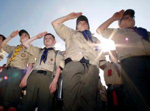 Boy Scouts aceptan gays