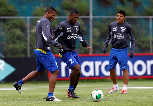 Ecuador ante un difícil compromiso