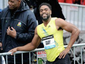 Tyson Gay gana los 100 metros en Nueva York