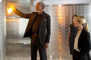 Morgan Freeman, lo más cercano a Dios en Hollywood