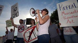 Protestan contra Monsanto en 250 ciudades (Fotos)