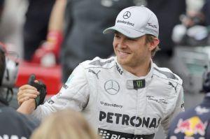 Nico Rosberg larga primero en el GP de Mónaco