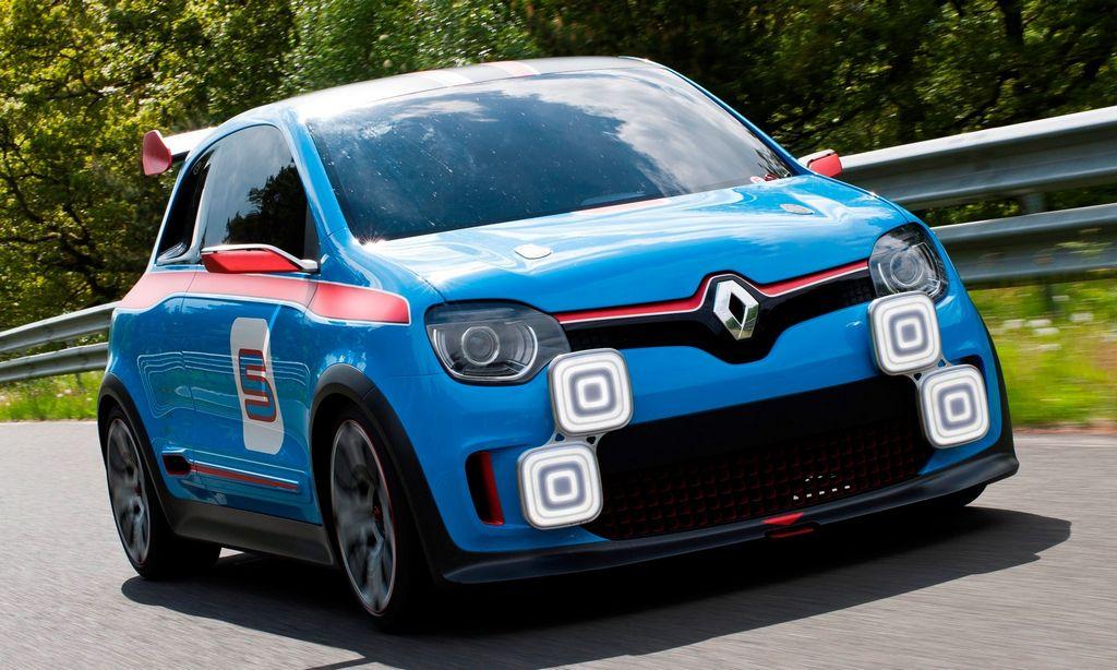 Prototipo de carreras de Renault se develó en Mónaco (Video)