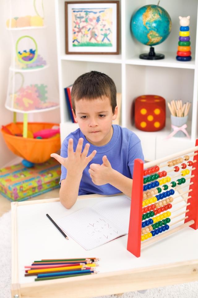 Importante el buen manejo de números en la niñez