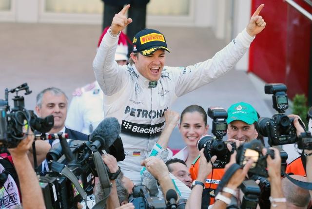 GP de Mónaco se lo lleva piloto alemán