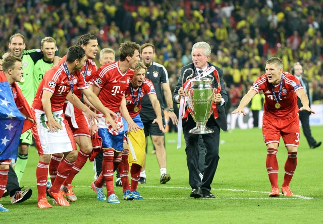 Guardiola tendrá dura tarea con  Bayern