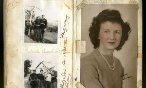 Ex novia conoce el diario de un soldado tras 69 años