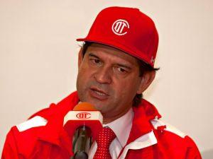 Cardozo promete total entrega del Toluca