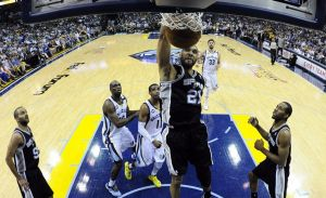 Spurs es campeón de la Conferencia Oeste de la NBA