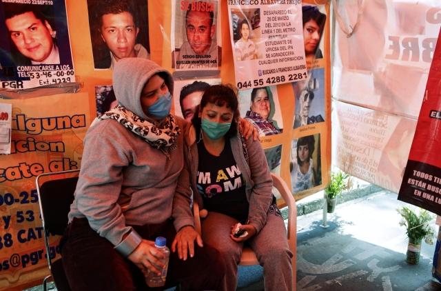 México buscará a sus desparecidos