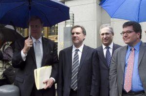 Fiscal: Portillo utilizaba presidencia como cajero automático