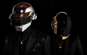 Spotify es dominio de Daft Punk