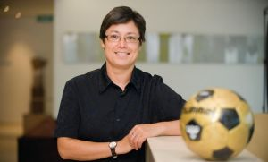 Moya Dodd, la candidata australiana a la FIFA