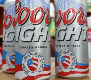 Cerveza crea revolú por usar bandera boricua en NY