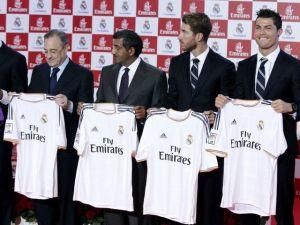 Real Madrid estrena patrocinador y jersey