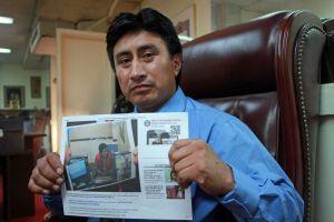 Arrestado por error en caso de secuestro pide justicia