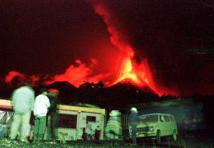 Alerta en Guatemala por erupción del volcán Pacaya