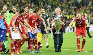 El Bayern Munich busca el triplete