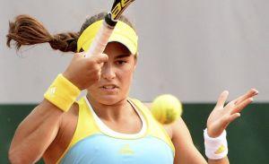 Puertorriqueña Puig se despide de Roland Garros