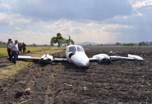 Cuatro muertos en choque de avionetas en Arizona