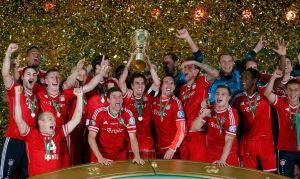Bayern gana Copa Alemania y logra triplete de ensueño (Fotos)