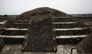 Teotihuacan tendrá nueva base de datos (Fotos)