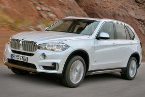 BMW renueva la SUV X5