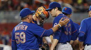 Los Marlins vencen a los Mets de Nueva York