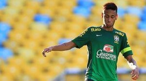Robinho podría ser el sustituto de Neymar en Santos de Brasil